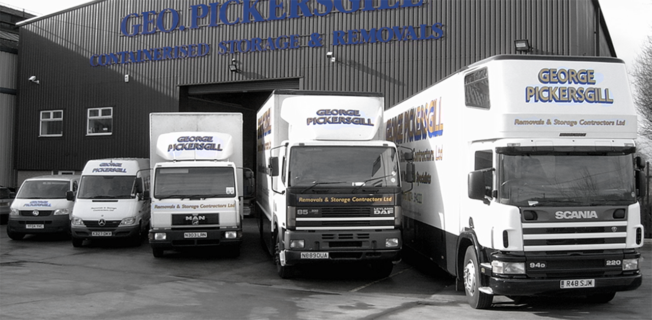 George Pickersgill Amp Sons Ltd Commercial Relocations